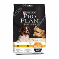 Pro Plan Biscuits Light / Sterilised All Size (Курица), 400 г