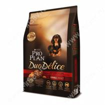 Pro Plan Duo Delice Small&Mini (Говядина и рис), 2,5 кг