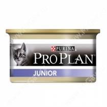 Pro Plan Junior Cat (Курица), консерва, 85 г