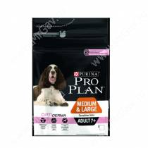 Pro Plan Medium&Large Adult 7+ Sensitive Skin