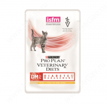 Pro Plan PVD Feline DM Diabetes (Курица), 0,85 г