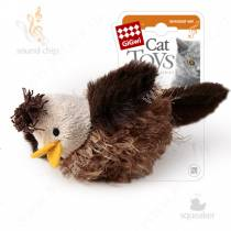 Птичка GiGwi со звуковым чипом