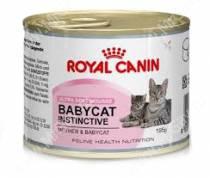 Royal Canin Babycat Instinctive, 195 г