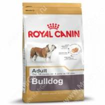 Royal Canin Bulldog, 12 кг