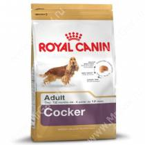 Royal Canin Cocker, 3 кг