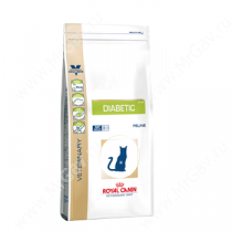Royal Canin Diabetic DS46 Feline, 0,4 кг