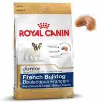Royal Canin French Bulldog Junior, 3 кг