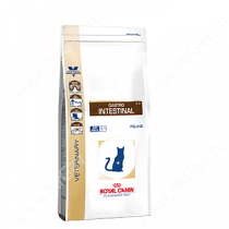 Royal Canin Gastro Intestinal GI32 Feline, 2 кг