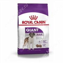 Royal Canin Giant Adult, 15 кг