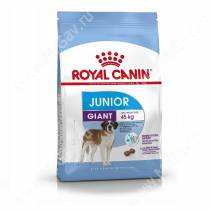 Royal Canin Giant Junior, 3,5 кг
