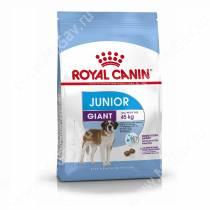 Royal Canin Giant Junior, 4 кг
