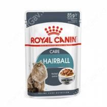 Royal Canin Hairball Care (в соусе), 85 г
