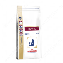 Royal Canin Hepatic HF26 Feline, 2 кг