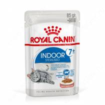 Royal Canin Indoor 7+ (в соусе), 85 г