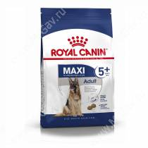 Royal Canin Maxi Adult 5+, 4 кг