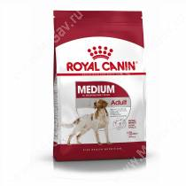 Royal Canin Medium Adult, 15 кг