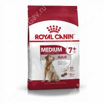 Royal Canin Medium Adult 7+, 15 кг