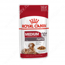 Royal Canin Medium Ageing 10+, 140 г
