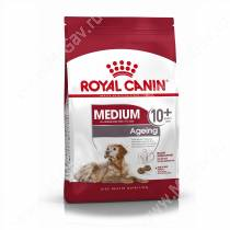 Royal Canin Medium Ageing 10+, 15 кг