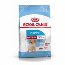 Royal Canin Medium Junior, 4 кг