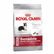 Royal Canin Medium Sensible, 15 кг