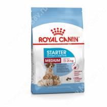 Royal Canin Medium Starter, 4 кг