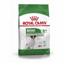 Royal Canin Mini Adult +8, 4 кг