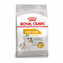 Royal Canin Mini Coat Care, 3 кг