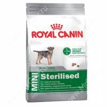 Royal Canin Mini Sterilised, 2 кг