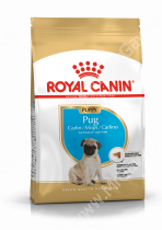 Royal Canin Pug Junior, 1,5 кг