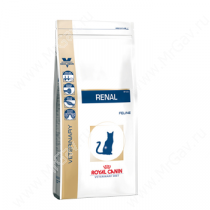Royal Canin Renal RF23 Feline, 2 кг