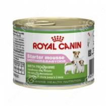 Royal Canin Starter Mousse, 195 г