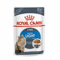 Royal Canin Ultra Light (в соусе), 85 г