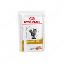 Royal Canin Urinary S/O, 85 г*12 шт. (паштет)