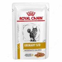 Royal Canin Urinary S/O Moderate Calorie, 85 г*12 шт.