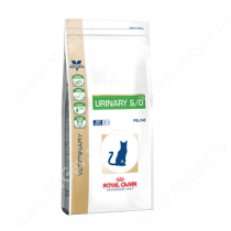 Royal Canin Urinary S/O LP 34 Feline, 1,5 кг
