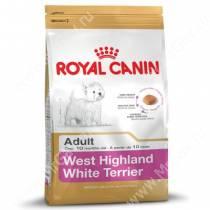 Royal Canin Westie, 1,5 кг