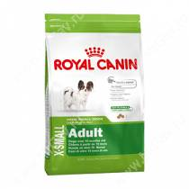 Royal Canin X-Small Adult, 3 кг