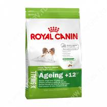 Royal Canin X-Small Ageing +12, 1,5 кг