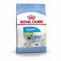 Royal Canin X-Small Junior, 1,5 кг