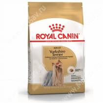 Royal Canin Yorkshire Terrier, 3 кг