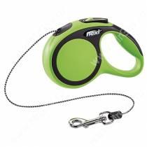 Рулетка Flexi  New Comfort, XS, до 8 кг, 3 м, зеленая