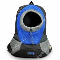 Рюкзак Crazy Paws, L, до 5 кг, синий