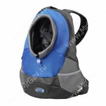 Рюкзак Crazy Paws, S, до 3 кг, синий