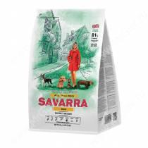 Savarra Dog Adult Small Breed с уткой