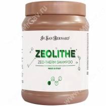 Шампунь для поврежденной кожи и шерсти Iv San Bernard Zeolithe Zeo Therm Shampoo, 1 л