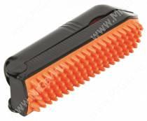 Щетка с липким роликом Trixie, 23 см, оранжево-черная