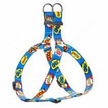 Шлейка Collar WAUDOG Nylon ВАУ, 55 см*1,5 см