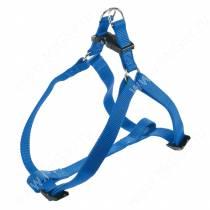 Шлейка нейлоновая Ferplast Easy, 36-54 см*1 см, синяя