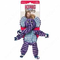 Слон Kong Floppy Knots, большой